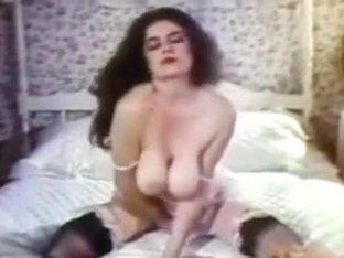 Vintage Big Tit Solo Play