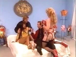Sibylle Rauch, Chessie Moore & Persia FFFMM
