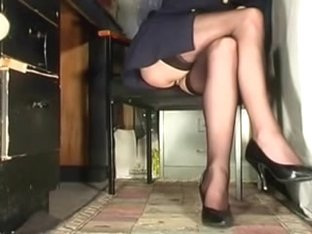 office hidden secretary very hot