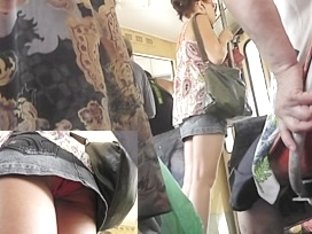Beauties bawdy panty recorded up petticoat