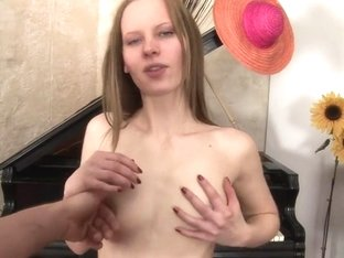Exotic pornstar in fabulous blonde, pov porn video