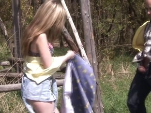 Best pornstar Abigaile Johnson in crazy college, outdoor xxx movie