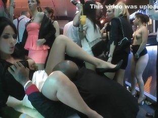 Fabulous pornstars Leila Smith, Kiki Minaj and Karol Orchid in incredible lingerie, brazilian sex .