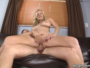 Holly Claus & Jimmy Legend in My Friends Hot Mom
