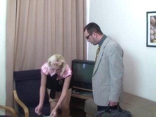 Fabulous pornstar in horny european, lingerie porn clip