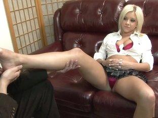 Hottest pornstar Tessa Taylor in exotic masturbation, blowjob xxx movie
