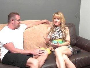 Exotic pornstar Desi Dalton in horny anal, big tits sex movie