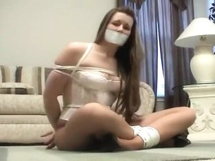 Bound Gagged Blindfolded Tight