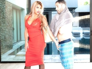 Mercedes Carrera & Damon Dice in MyFriendsHotMom