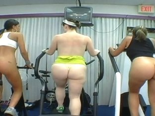 Training Natalia Woods and Sophia Castello's asses