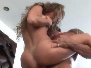 Rita Faltoyano gets pussy and ass fucked