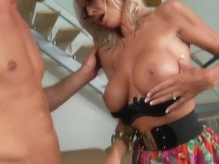 His friends hot mom Emma Starr