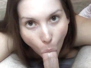 Hot kinky blowjob by my sweet gal