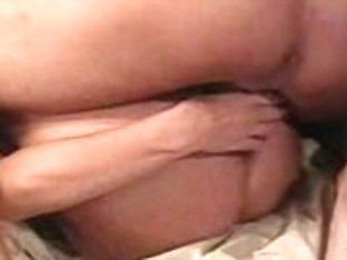 Jamie Fucks Nymphomaniac Marie's Smooth Shave Pussy! #17