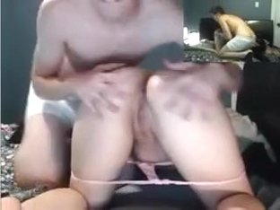 Amateur Couple Up the Cam Sex Game!