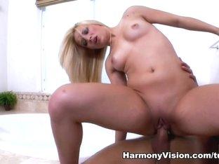 Amazing pornstar Alyssa Branch in Crazy Facial, Big Ass xxx clip