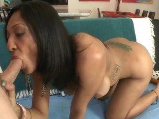 Sophia Diaz takes this blowjob personally