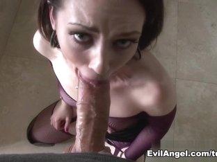 Incredible pornstars Rocco Siffredi, Kinky Girl, Sarah Shevon in Crazy POV, Anal xxx clip