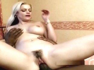 Black guy fucks British blonde Bev Cocks