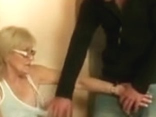 This Babe enjoys fucking her son-in-law