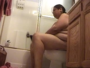 FAT SACK OF CRAP WHORE ALMA SMEGO USED AS CUM DUMPSTER
