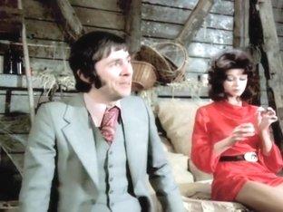 Au Pair Girls (1972) Gabrielle Drake and Christine Donna