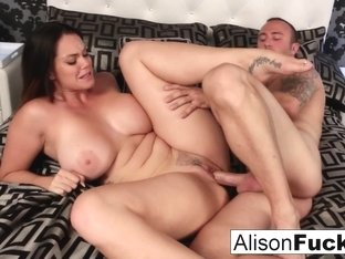 Alison Tyler in Alison's Wet Throbbing Pussy Gets Stuffed By Chad - AlisonTyler