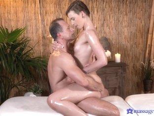 Horny pornstars George, Bella in Best Small Tits, Redhead porn movie
