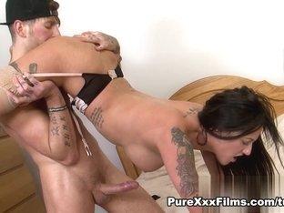 Horny pornstars in Hottest Big Tits, MILF xxx scene