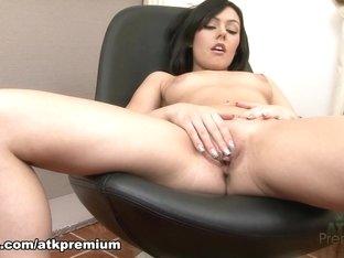 Best pornstar Kacie James in Amazing Solo Girl, Masturbation sex scene