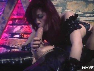 Horny pornstar in Hottest German adult clip