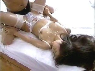 Порно с куклой madoka