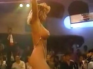 Tiffany Ann Miss Puerto Vallarta Bikini Contest 1992