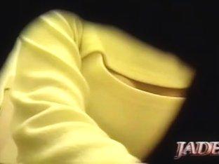 Girl masturbating on hidden cam on the toilet bowl