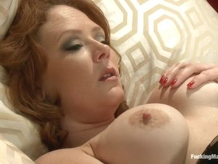 Incredible fetish, anal porn video with best pornstar Audrey Hollander from Fuckingmachines
