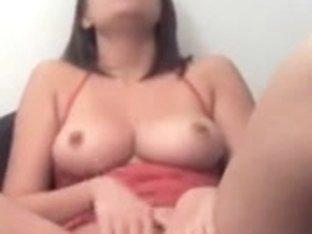 Sexy girl Masturbating