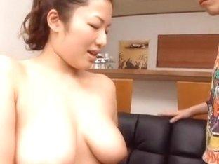 Meisa Hanai Big boobed Asian beauty is a hot teacher