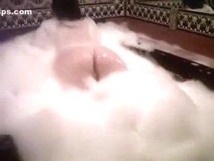melisa claribel...burbujas en jacuzi