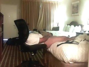 I'm sucking and screwing in amateur webcam clip