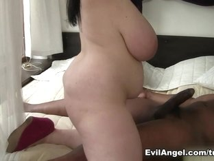 Fabulous pornstars David Perry, Franco Roccaforte in Best Brunette, BBW adult video