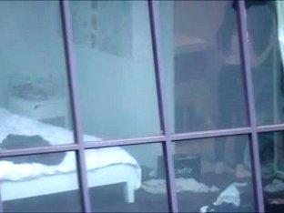 Hotel window 68