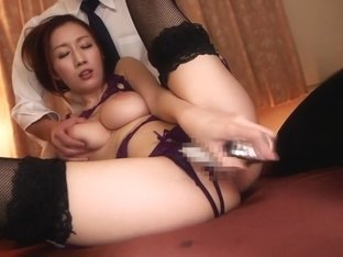 Fabulous Japanese whore Julia Kyoka in Hottest JAV censored Swallow, Threesomes video