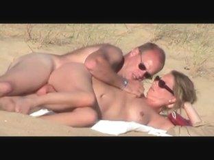 Coupling at Beach