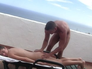 Agnessa in real amateur couple having sex on vacation