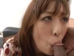 Incredible Japanese girl Mina Kanamori, Reika Yoshizawa, Akane Satozaki in Amazing Creampie/Nakada.