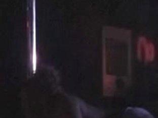 Swarthy strippers shake their wazoo for specie