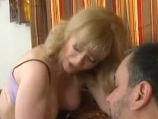 Nina Hartley let hubbie see