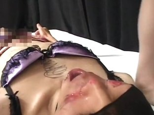 Dominant Japanese broad has fun with her thrall