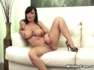 Fabulous pornstar Lisa Ann in Crazy Brunette, MILF xxx clip