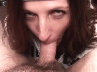 Fabulous pornstar Marie Madison in hottest facial, deep throat porn scene